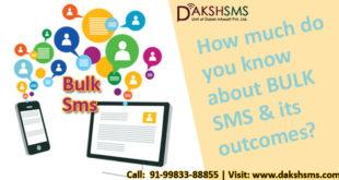 Bulk SMS service provider Delhi – My Blog